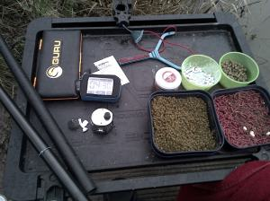Bait table