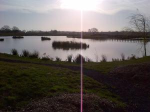 Holbar lake