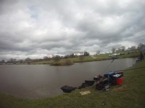 Goose green fishery